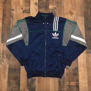Adidas Originals Vintage 80's 90's Track Jacket